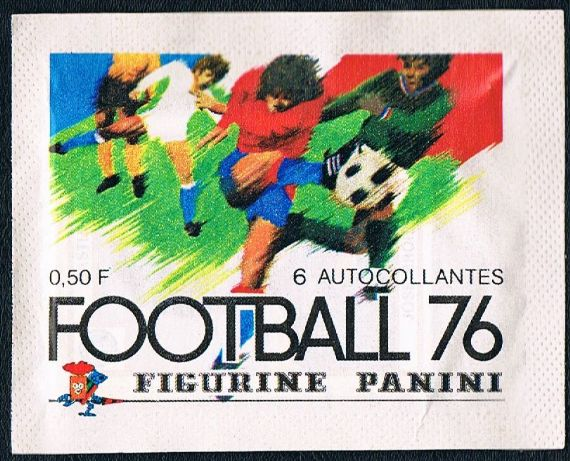 1976 Football 76 French SEALED!